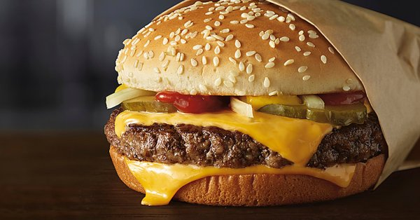 McDonald's to Use Fresh Beef for Quarter Pounder Burgers ...