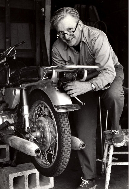 Robert M Pirsig Author Of Zen And The Art Of Motorcycle Maintenance Dies At 88 The New