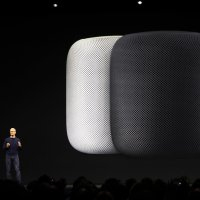 WWDC 2017: Apple Announces HomePod Speaker to Rival Amazon's Echo by BRIAN X. CHEN, FARHAD MANJOO and VINDU GOEL
