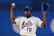 Anthony Young in 1993, when he finished 1-16. He said in January that he had an inoperable brain tumor.