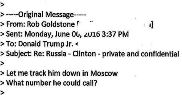Read the Emails on Donald Trump Jr.'s Russia Meeting - The ...