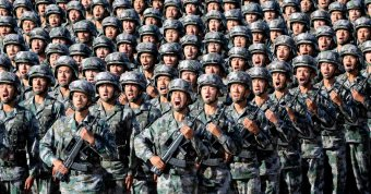 China Shows Off Military Might as Xi Jinping Tries to Cement Power
