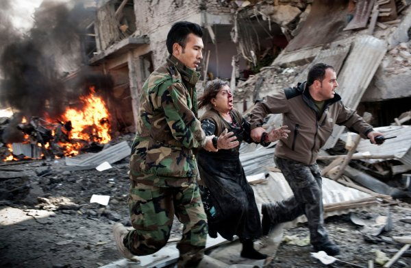 16 Years of War in Afghanistan, in Pictures - The New York ...