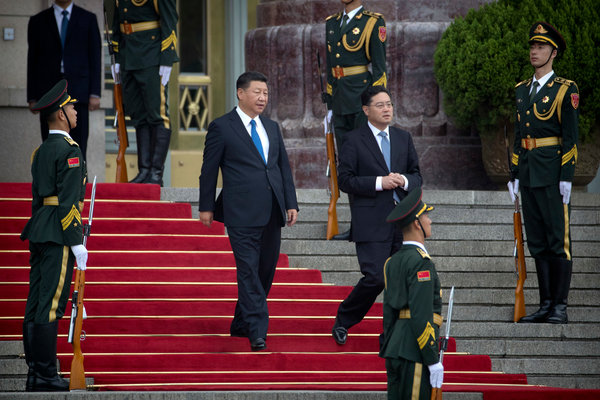 China Sets Date for Major Communist Party Reshuffle - The ...