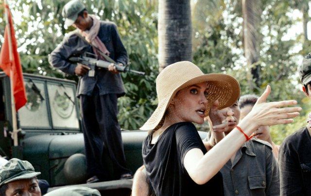 Angelina Jolie, Unbroken - The New York Times