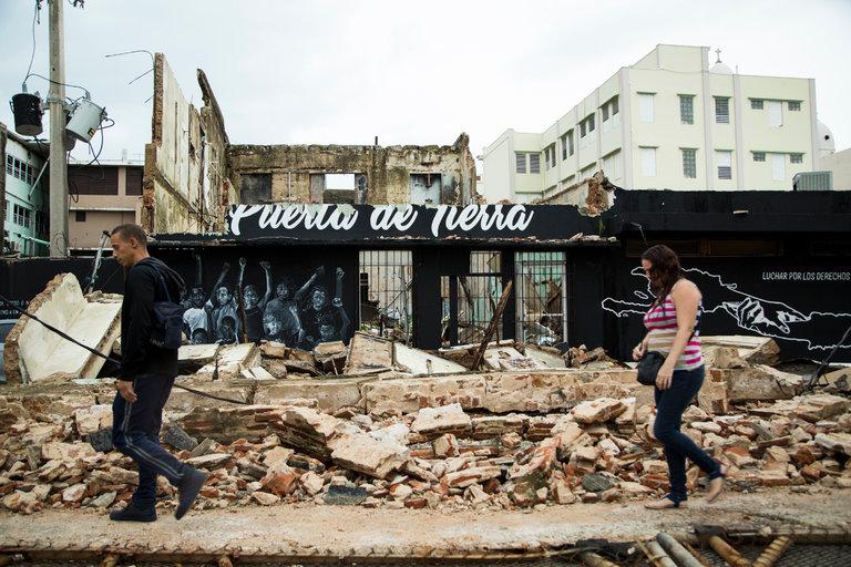 La Perla Rico Juan San Maria Make Did It Storm Puerto