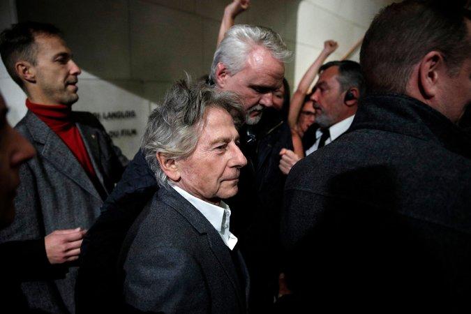 01Polanski2 master675 - Roman Polanski Retrospective in Paris Draws Protests