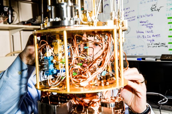 Yale Professors Race Google and IBM to the First Quantum ...