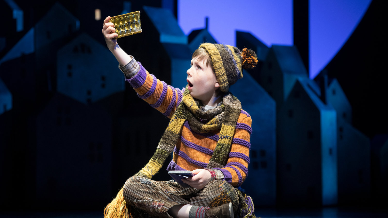 Charlie And The Chocolate Factory To Close On Broadway