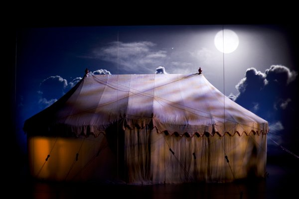 A restored version of Washington's tent is the star relic of the new Museum of the American Revolution.