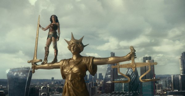 Review: 'Justice League,' Better Than the Last One! - The ...