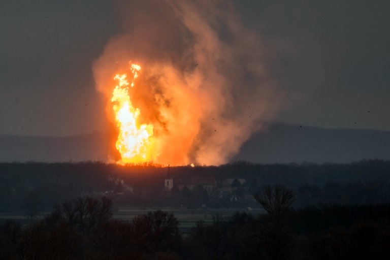 13Austria1 master768 - Austria Gas Explosion Leaves One Dead and 18 Injured