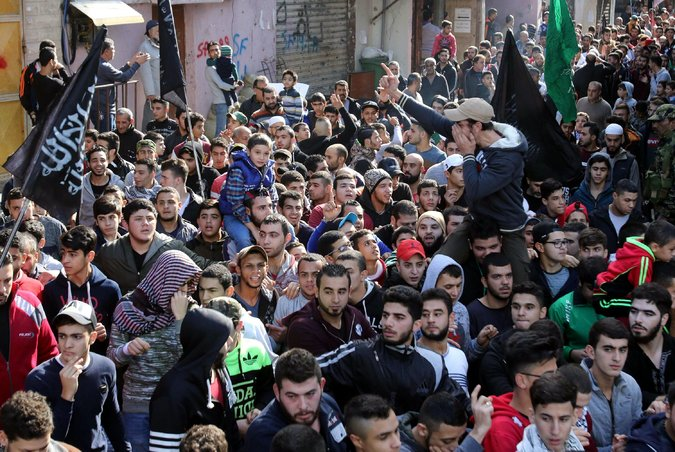 18Beirut2 master675 - Beirut Journal: Lebanon's Palestinian Refugees Resist from the Sidelines