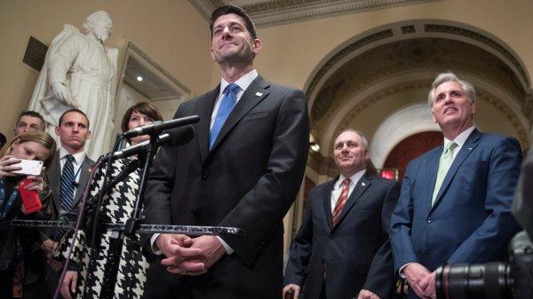 Republican Tax Bill Passes Senate in 51-48 Vote - The New ...