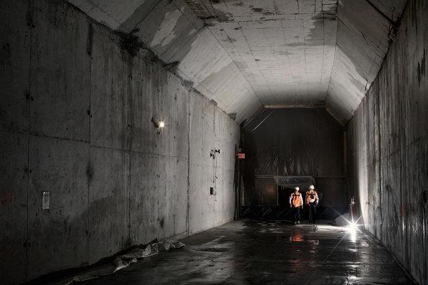 Did Trump Kill The Plan For A Hudson Rail Tunnel Its