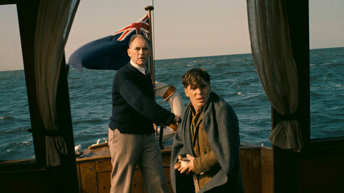 dunkirk watching master495 v2 - Golden Globes Briefing: Golden Globes 2018: Activists, Including #MeToo Founder, Will Join Actresses