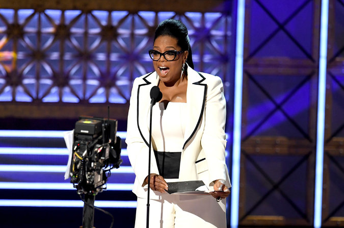 08globes oprah master675 - Golden Globes Briefing: Golden Globes 2018: Activists, Including #MeToo Founder, Will Join Actresses