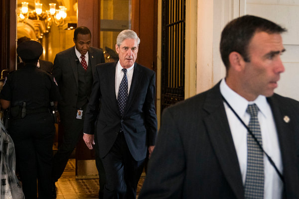 Mueller Interview With Trump Is Said to Be Likely - The ...