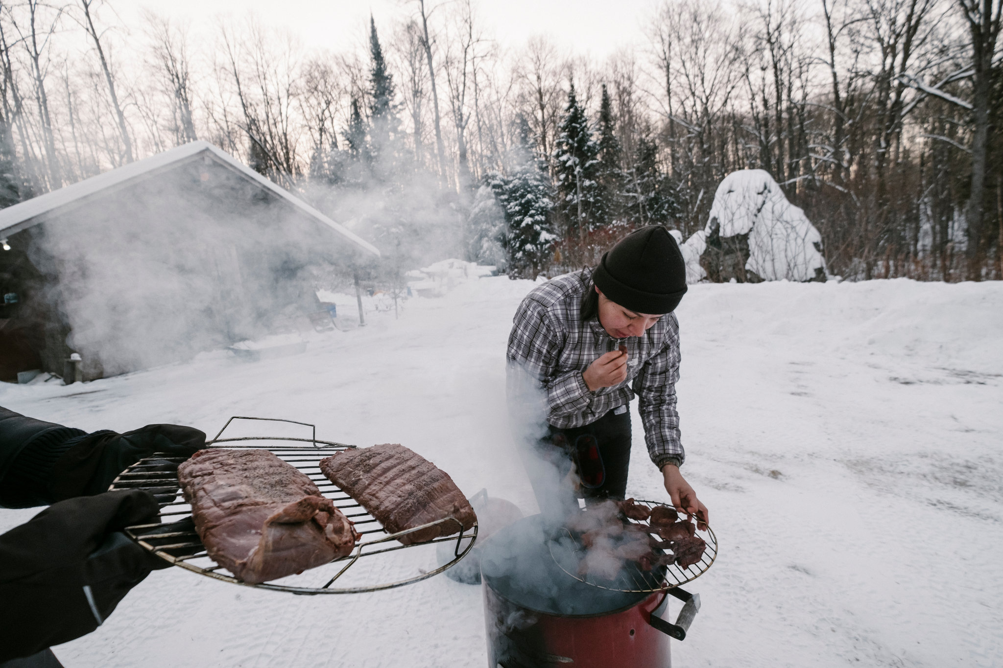 In Canada Hunting And Preserving An Indigenous Way Of