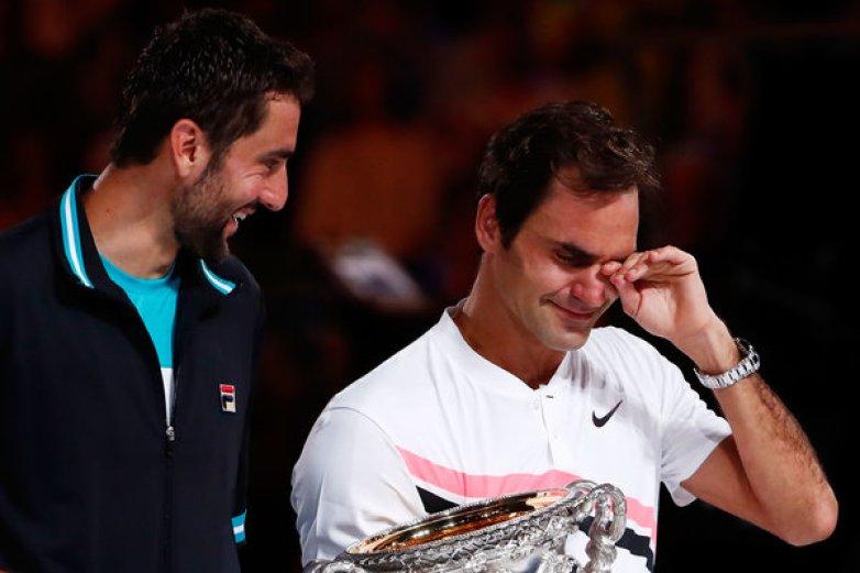 Roger Federer Wins the Australian Open for His 20th Grand Slam Title - The  New York Times