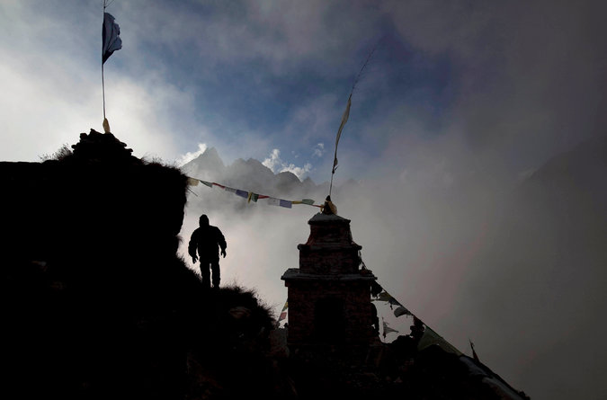 00everest 3 master675 - How Tall Is Mount Everest? For Nepal, It's a Touchy Question.