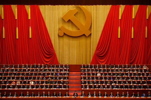 Xi Sets China on a Collision Course With History - The New ...