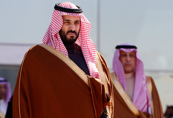 Mohammed bin Salman in Riyadh, Saudi Arabia, in 2017. CreditCreditFaisal Al Nasser/Reuters