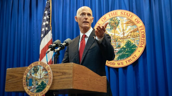 Florida Governor Signs Gun Limits Into Law, Breaking With ...