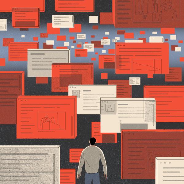 虛假信息是如何在網路上傳播的? - 紐約時報中文網