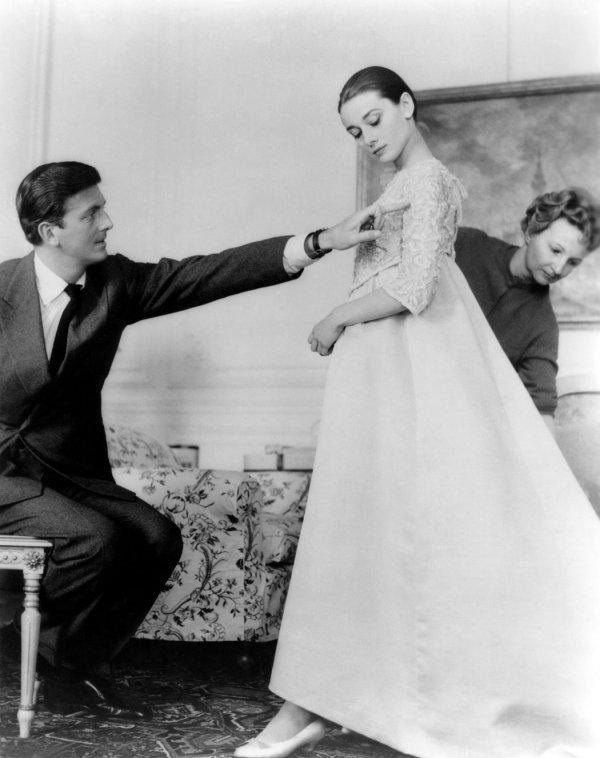Givenchy and Hepburn: The Original Brand Ambassadors - The ...