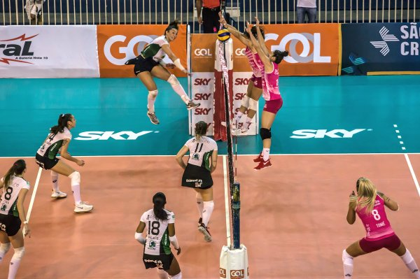 Transgender Volleyball Star in Brazil Eyes Olympics and ...