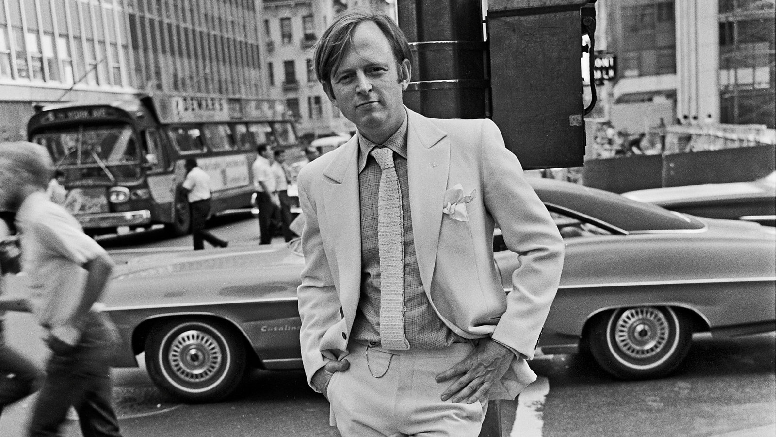 Opinion Tom Wolfe Made Everyone Talk About Him