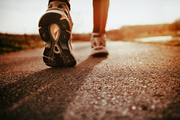 Walk Briskly For Your Health About 100 Steps A Minute