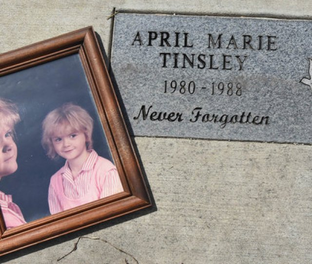 Arrested A Man They Say Confessed To Abducting And Killing April Tinsley In April  Creditmichelle Davies The Journal Gazette Via Associated Press