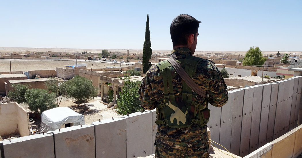 U.S. Repatriates Last of Islamic State Suspects Believed Captured in Syria