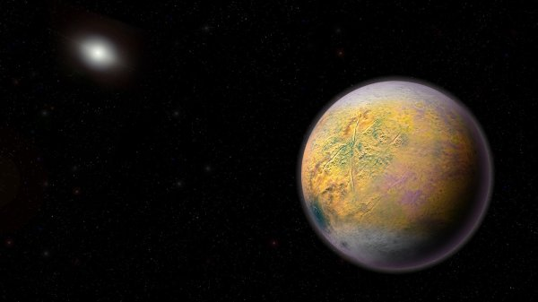A Goblin World That Points Toward Hidden Planet Nine in ...