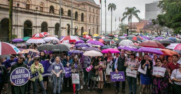 Abortion Debate in Australia Has a New Element: Women in ...
