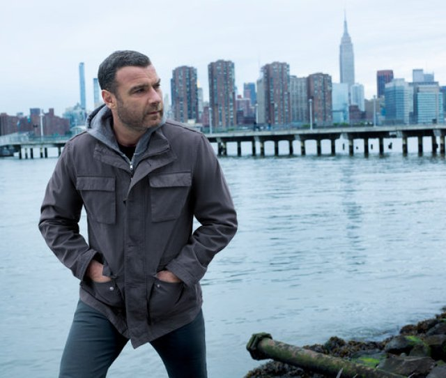 The Skyline Is New Ray Donovan Starring Liev Schreiber Has Moved From California To New York For Its New Season Which Begins Oct 28 On Showtime