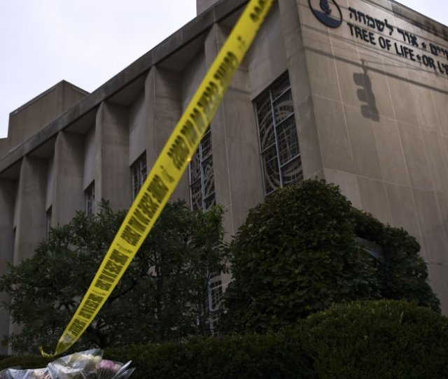Quiet Day At A Pittsburgh Synagogue Became A Battle To Survivequiet Day At A Pittsburgh Synagogue Became A Battle To Survive
