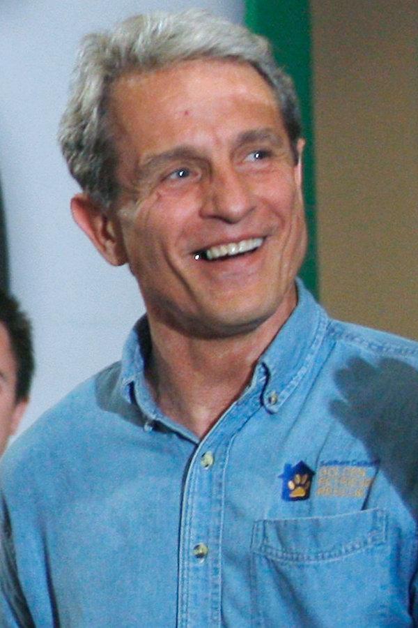 Mr. Buck in 2010.