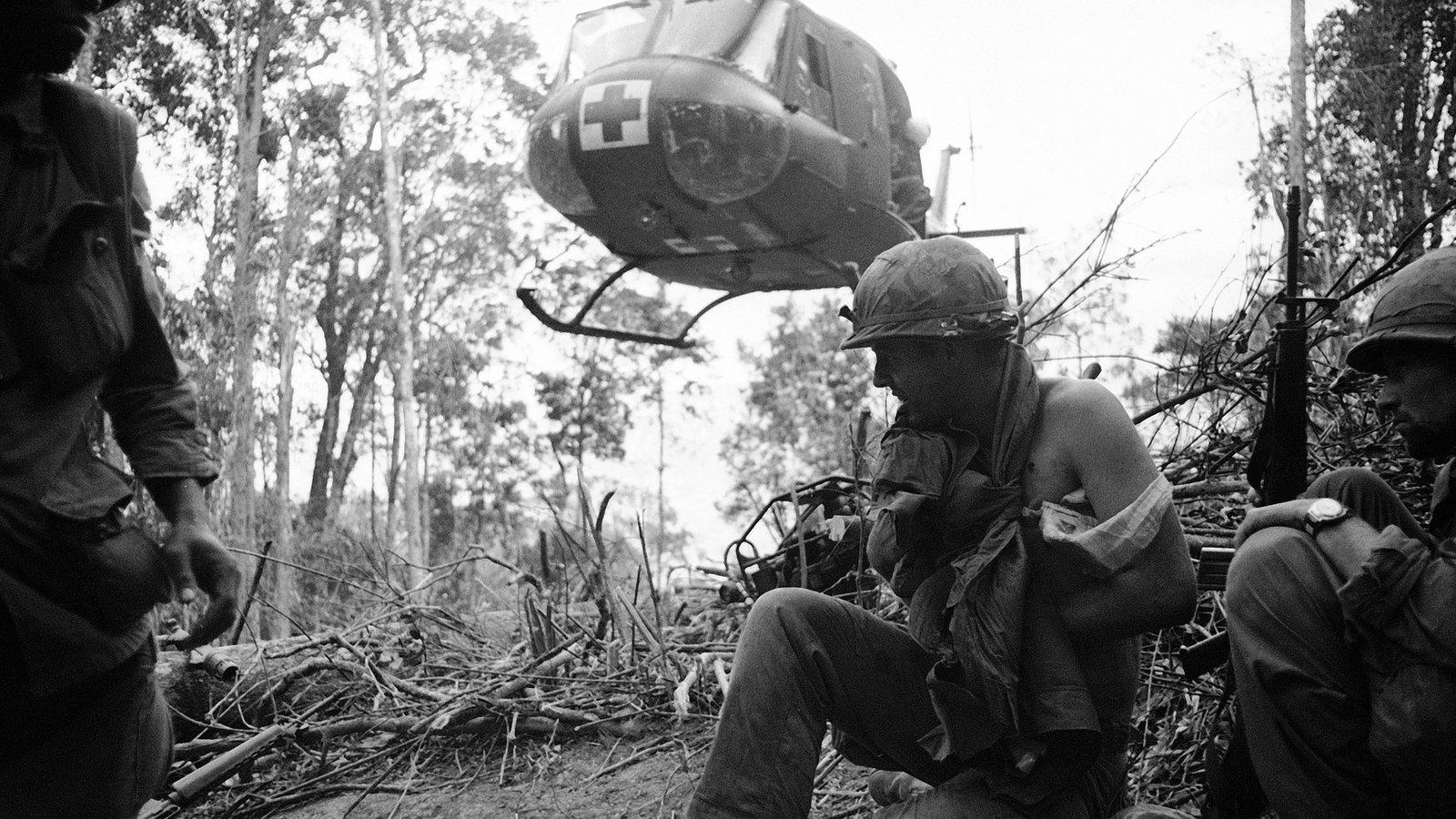 The Secret History Of A Vietnam War Airstrike Gone