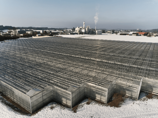 CO₂ to greenhouses