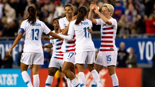 U.S. Women's Soccer Team Sues U.S. Soccer for Gender ...