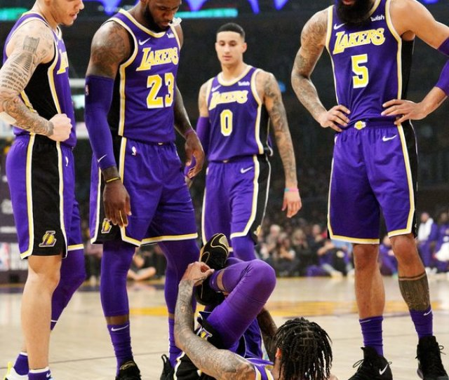 How The Los Angeles Lakers Blew It The New York Times