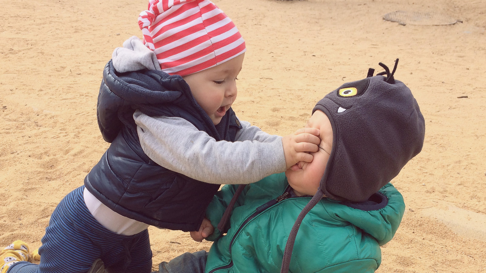 Dealing With Aggression In Children