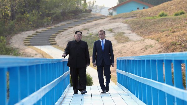 South Korean President, Called 'Officious' by Kim Jong-un ...