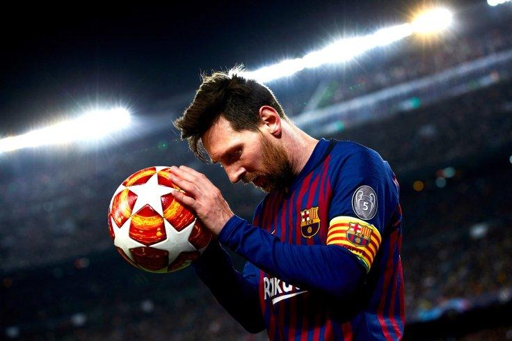 Un genio en total plenitud: Lionel Messi eleva al Barcelona - The New York Times