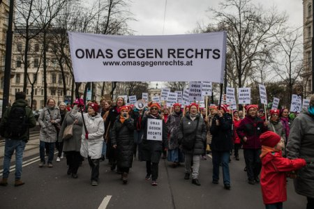 Image result for omas gegen rechts in english