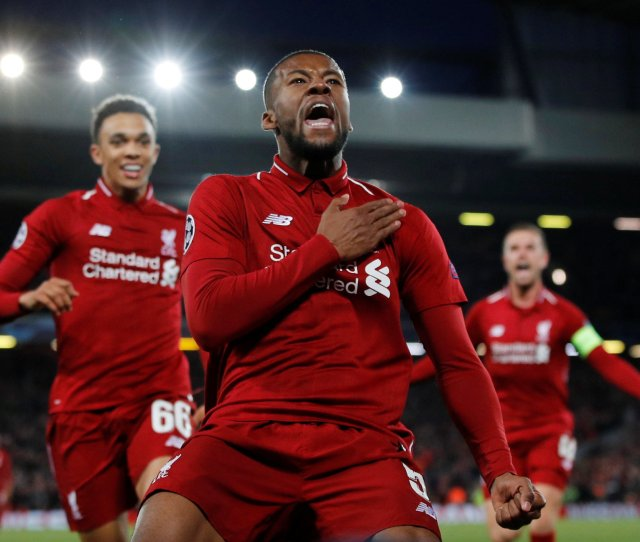 Liverpool Returns To Final A Shattered Barcelona In Its Wake