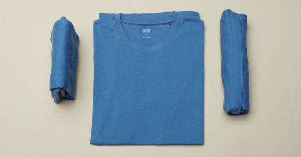 Three Ways to Fold a T-Shirt - The New York Times